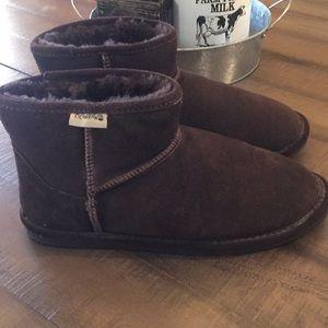 BearPaws size W 12 dark brown